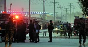 أفغانستان: مقتل 15 جنديا باعتداء انتحاري.. و«داعش» يتبنى هجوم كابول الدموي