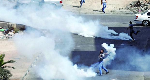 جرحى فلسطينيون برصاص الاحتلال في مواجهات واقتحامات بالضفة المحتلة