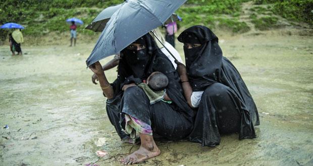 الأمم المتحدة تعتبر إنشاء مخيم ضخم للروهينجا في بنجلاديش (خطرا)