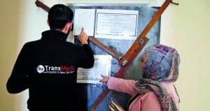 الفلسطينيون يصفون إغلاق الاحتلال مكاتب صحفية بالضفة (اعتداء سافر)