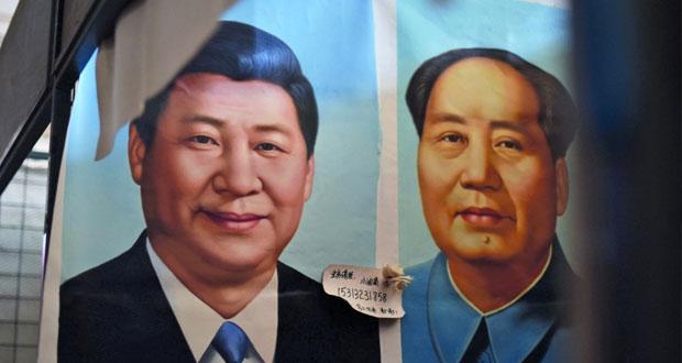 الصين: (فكر) جينبينج يُخلَد في ميثاق الحزب الشيوعي