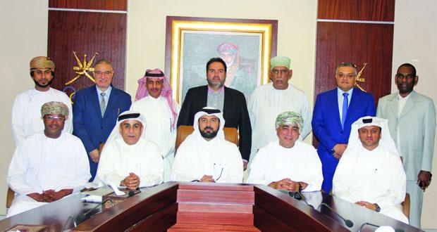 السلطنة تستضيف الاجتماع الطارئ للجنة التنظيمية الخليجية لكرة السلة
