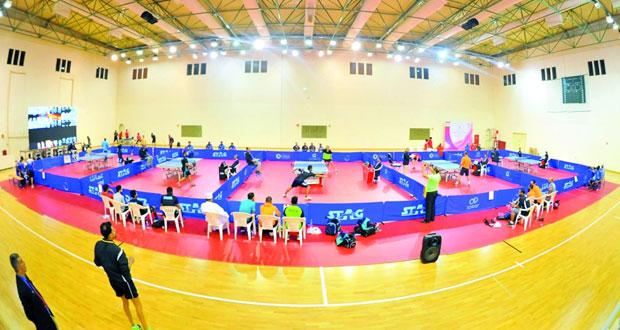 ختام بطولة أولبان للأشبال والناشئين لكرة الطاولة
