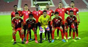 السلطنة تستضيف البطولة الدولية الودية لمنتخبات الشباب لكرة القدم