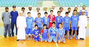 ختام مسابقة كرة الطاولة لمدارس الذكور بتعليمية جنوب الشرقية