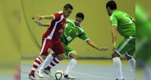 افتتاح بطولة مستشفيات ومراكز مغربي للعيون لكرة القدم للصالات