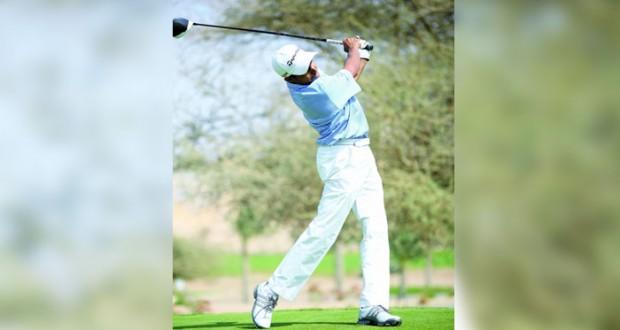 عزان الرمحي يشارك في بطولة آيلة الدولية للجولف بالأردن