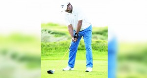 ختام ناجح لبطولة عمان لرواد الجولف