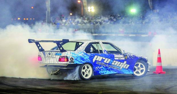 الجمعية العمانية للسيارات تنظم بطولة عمان للانجراف الجمعة القادم
