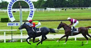الحصان روض للخيالة السلطانية يحقق مركز الوصيف على مضمار تولوز