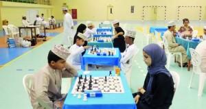 بطولة عمان للشطرنج تستأنف منافساتها على مستوى المحافظات الجمعة القادم