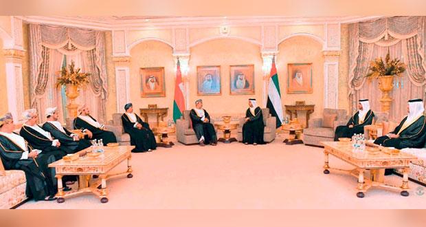 بتكليف من جلالة السلطان.. هيثم بن طارق يشارك في افتتاح متحف اللوفر ـ أبوظبي