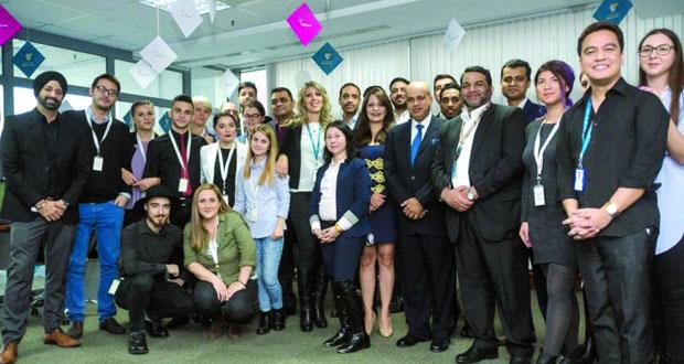 الطيران العُماني يختتم افتتاح سلسلة مراكز الاتصال الجديدة في رومانيا
