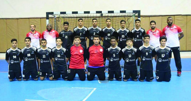 منتخبنا الوطني للناشئين يلاقي تونس في افتتاح منافسات البطولة العربية التاسعة لليد بجدة