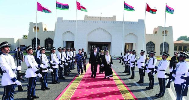 السلطنة تجدد التأكيد على (مبدأ الحوار) لترسيخ الأمن والاستقرار في ليبيا