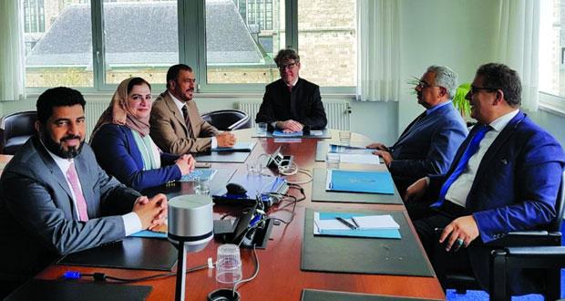 مجلس عمان يختتم مشاركته في المعرض الثقافي العُماني ببروكسل