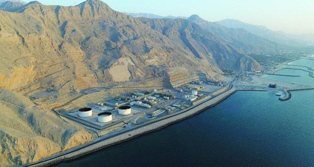 """""""النفط العمانية"""" تفتتح محطتي """"مسندم لمعالجة الغاز"""" و""""مسندم للطاقة"""" بتكلفة تزيد عن 400 مليون ريال عماني"""
