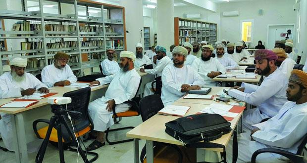 بدء فعاليات ملتقى المكتبات الأهلية 2017 بمركز منح الثقافي