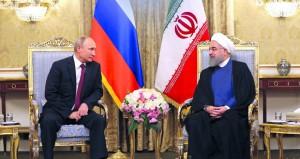 مباحثات روسية إيرانية تناقش تعزيز التعاون و(النووي) وقضايا المنطقة
