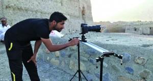 فرقة المجلس تبدأ تصوير الفيلم القصير حارس الحارة