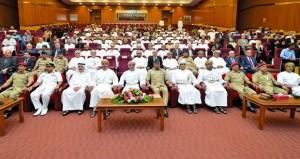 افتتاح المؤتمر الدولي الأول لتكنولوجيا الإسمنت والخرسانة بالكلية العسكرية التقنية