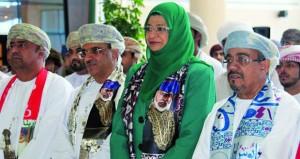 عدد من المؤسسات الحكومية تحتفل بالعيد الوطني الـ47 المجيد