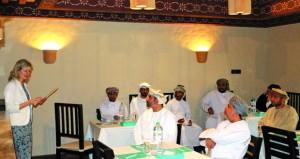 """تواصل فعاليات """"الإبداع الروائي"""" في مسندم بمشاركة عدد من الكتاب والمثقفين من داخل السلطنة وخارجها"""