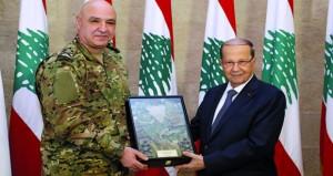 لبنان: قائد الجيش اللبناني يدعو القوات للاستعداد على الحدود مع إسرائيل