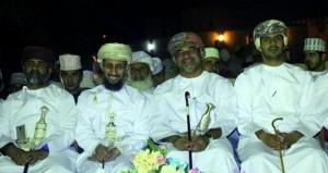 """""""عمان المجد"""" .. أمسية وطنية على مسرح قلعة الرستاق"""