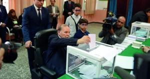 الجزائريون يقترعون لاختيار المجالس البلدية