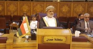السلطنة تشارك في أعمال الدورة الـ 33 لمجلس وزراء العدل العرب بالقاهرة