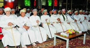 شعراء عمانيون يتغنون بحب الوطن ضمن أمسيتين أقيمتا في إبراء ودبا