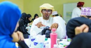 افتتاح ملتقى عمان الأول للتصوير بالجمعية العمانية للتصوير الضوئي