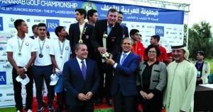 مشاركة إيجابية واستفادة كبيرة لمنتخب الجولف في البطولة العربية بتونس
