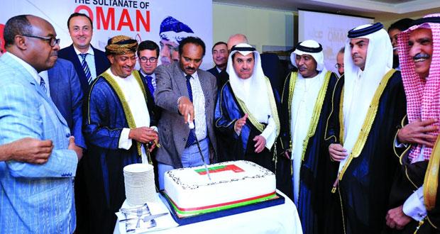 سفارات السلطنة تواصل الاحتفال بالعيد الوطني وسط مشاركة دولية تعكس مكانة عمان