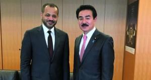 السلطنة واليابان تعقدان الجولة الرابعة من الحوار السياسي