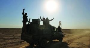 العراق يبدأ تطهير منطقة حدودية مع سوريا من إرهابيي «داعش»