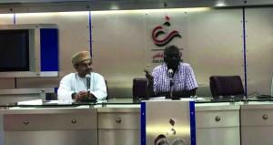 المخرج سليمان محمد إبراهيم يقدم إضاءات حول السينما السودانية بالنادي الثقافي