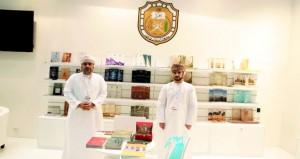 جامعة السلطان قابوس تشارك في معرض الدوحة الدولي للكتاب