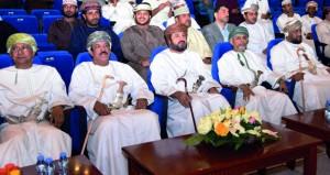 أمسية ثقافية وطنية بمحافظة ظفار