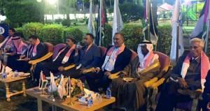 السلطنة تشارك في افتتاح البطولة العربية للجولف بالأردن