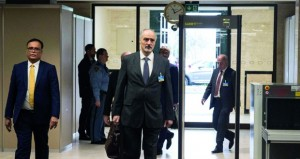 سوريا: دي ميستورا يجري لقاءات متوازية مع وفدي الحكومة والمعارضة في جنيف
