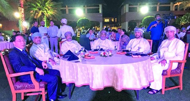 الملتقى (العماني الصيني) يؤكد على دعم العلاقات الاقتصادية والثقافية والسياحية