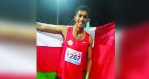 محمد السليماني يفوز بالميدالية الفضية ويحقق رقما جديدا في سباق 2000 متر موانع في البطولة العربية للناشئين بتونس