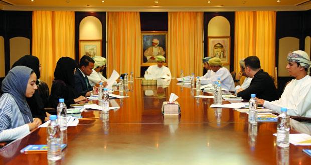اللجنة التسييرية بالمجلس الأعلى للتخطيط تتابع سير عمل مبادرات تعزيز التنويع الاقتصادي