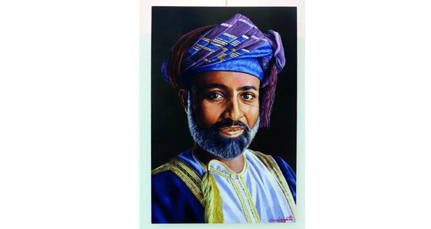 """صور وأعمال زيتية عمانية هندية تعكس قيم التواصل الحضاري بـ""""العمانية للفنون التشكيلية"""""""