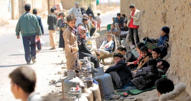 اليمن: الأمم المتحدة تحذر من (أضخم مجاعة) وتطالب برفع الحصار