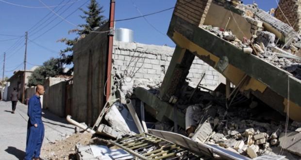 وفاة أكثر من 300 وإصابة آلاف في زلزال قوي ضرب العراق وإيران
