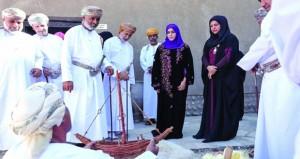 متحف بيت الغشام يحتفي بذكرى إكماله العام الأول في وادي المعاول
