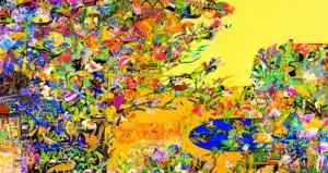 ندى دوّاني تحتفي بألوان الحياة في عمّان